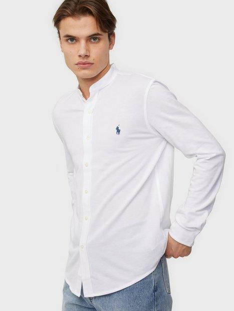 Polo Ralph Lauren Polo LS Sport Shirt Skjorter White