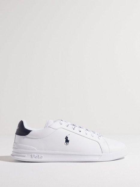 Polo Ralph Lauren Polo Athletic Sneaker Sneakers White/Blue
