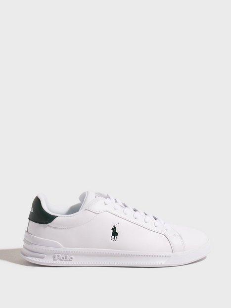 Polo Ralph Lauren Polo Athletic Sneaker Sneakers White/Green