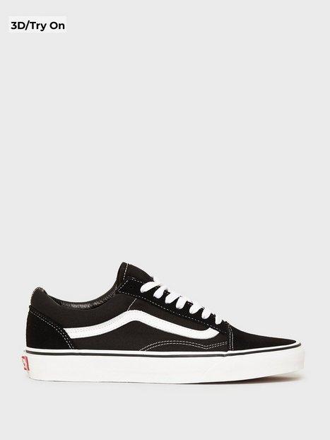 VANS Old Skool Sneakers Sort/Hvid