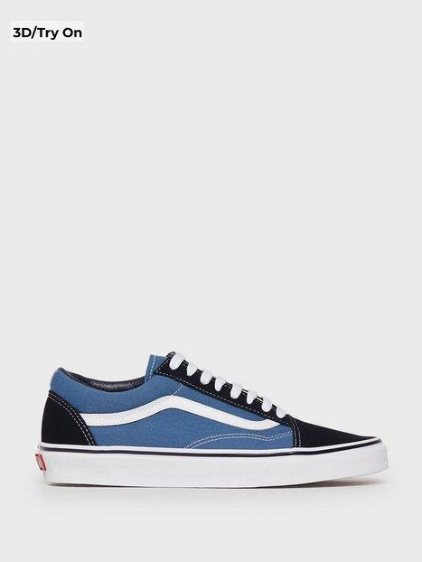 VANS Old Skool Sneakers Navy - herre