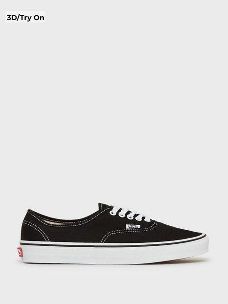 VANS Authentic Sneakers Sort - herre