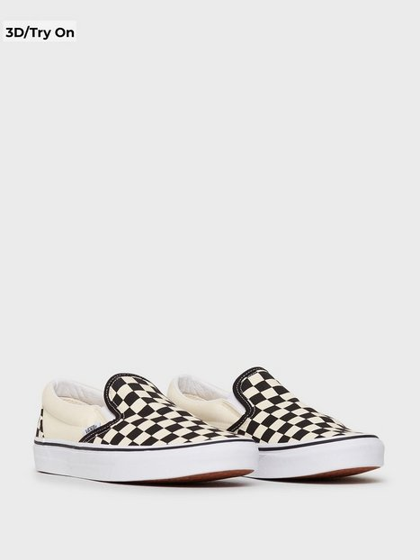 VANS Classic Slip-On Sneakers Sort/Hvid