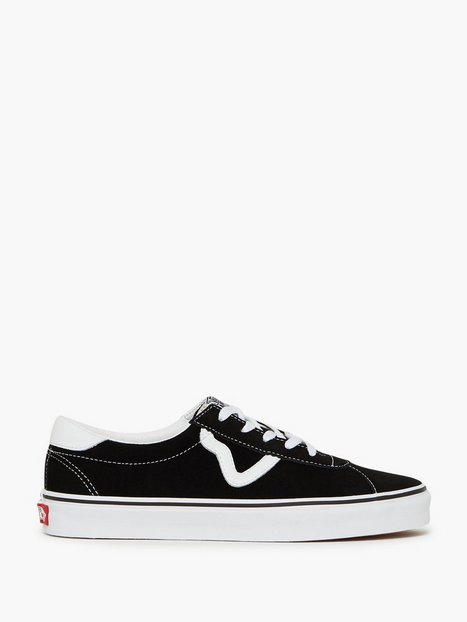 VANS UA Vans Sport Sneakers Black - herre
