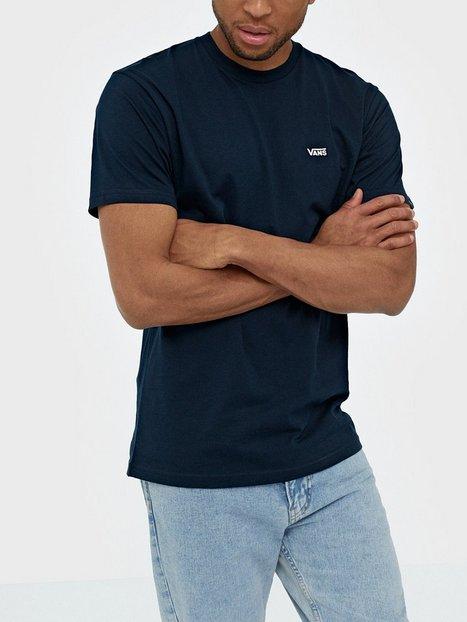 VANS Left Chest Logo Tee T-shirts & undertrøjer Navy