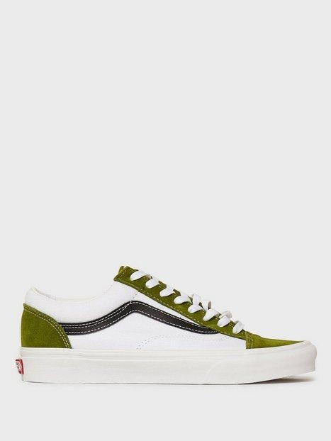 VANS UA Style 36 Sneakers Green - herre