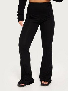 Shoppa NLY Trend Show Pants Black | Bukser & Shorts