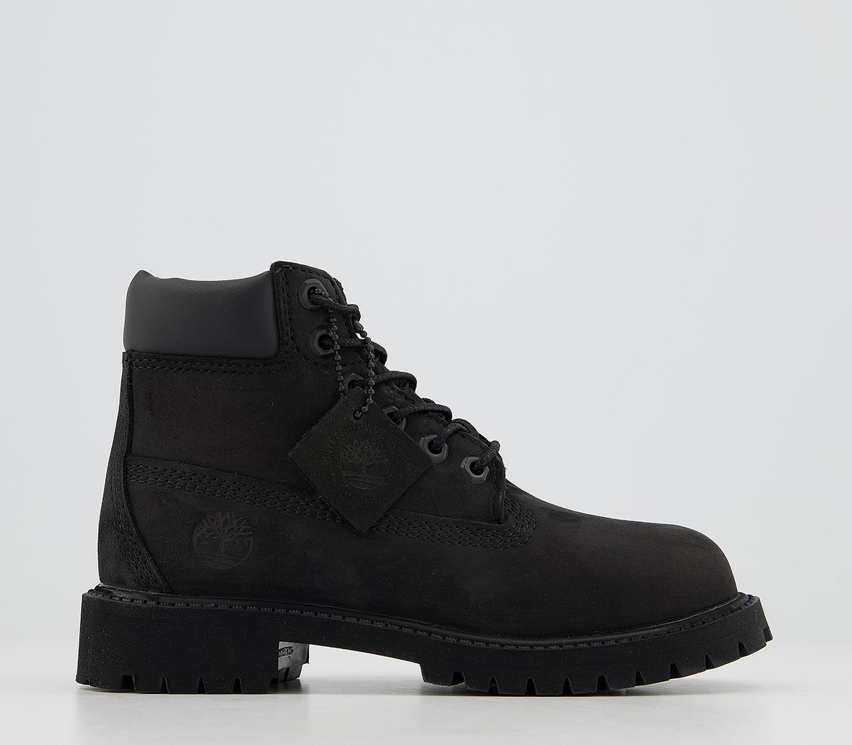 6 Inch Classic Boots Youth