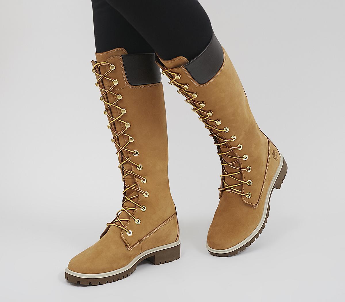 14 Inch Premium Boots