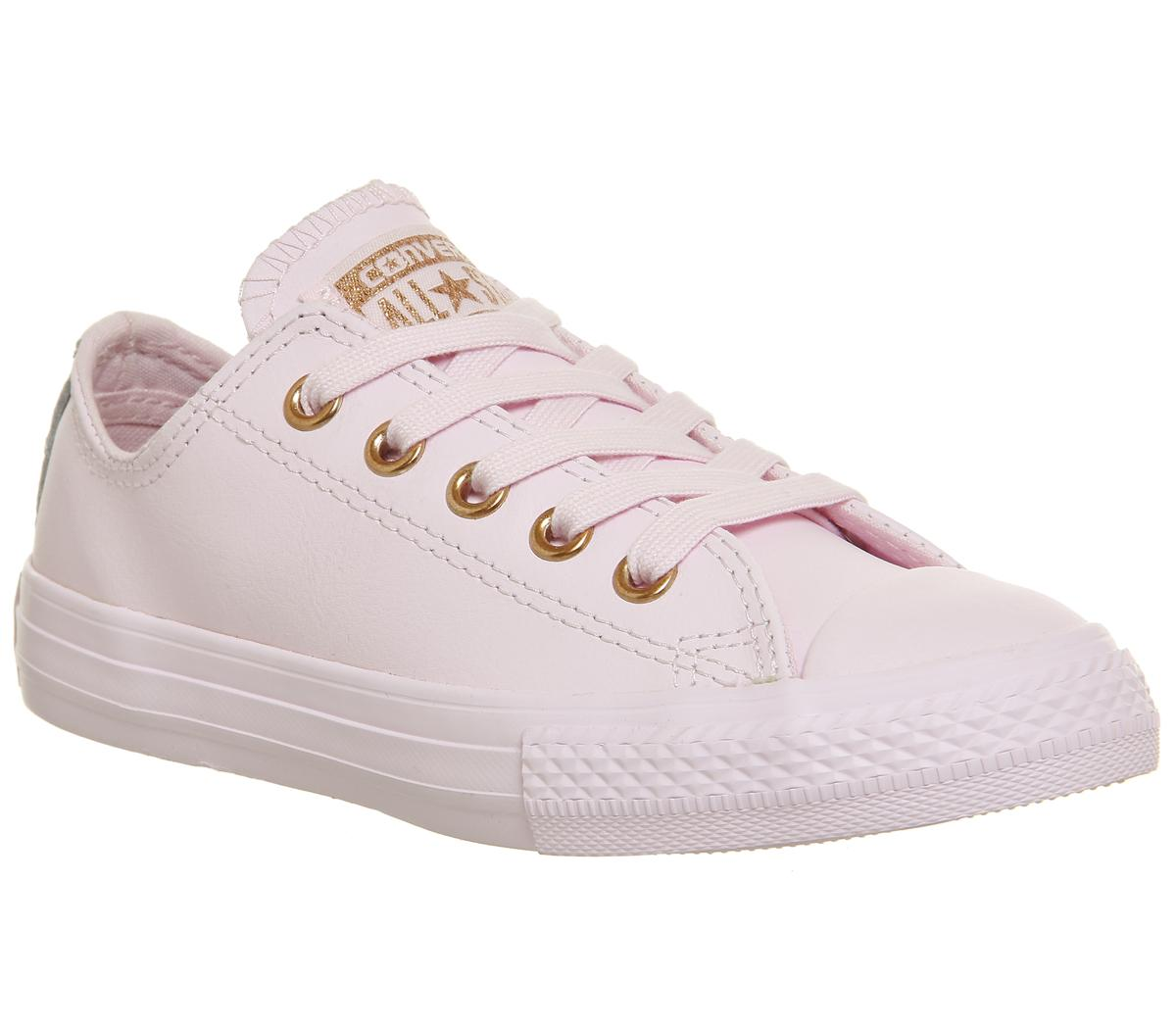 Converse All Star Ox Leather Kids Artic