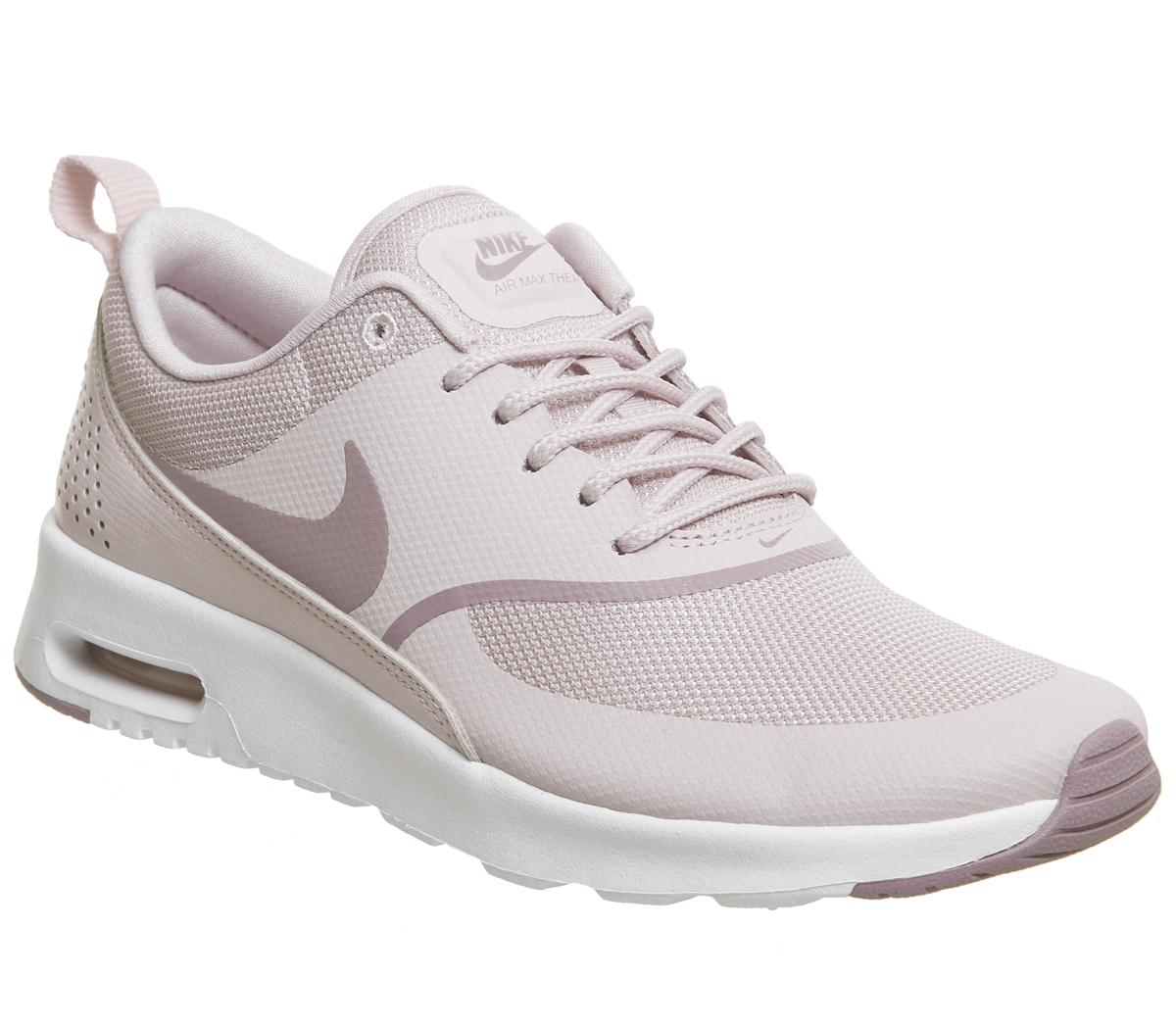 La ciudad Lima Relación  Nike Air Max Thea Barely Rose Elemental Rose White - Hers trainers