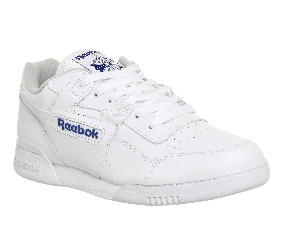 mens reebok workout trainers