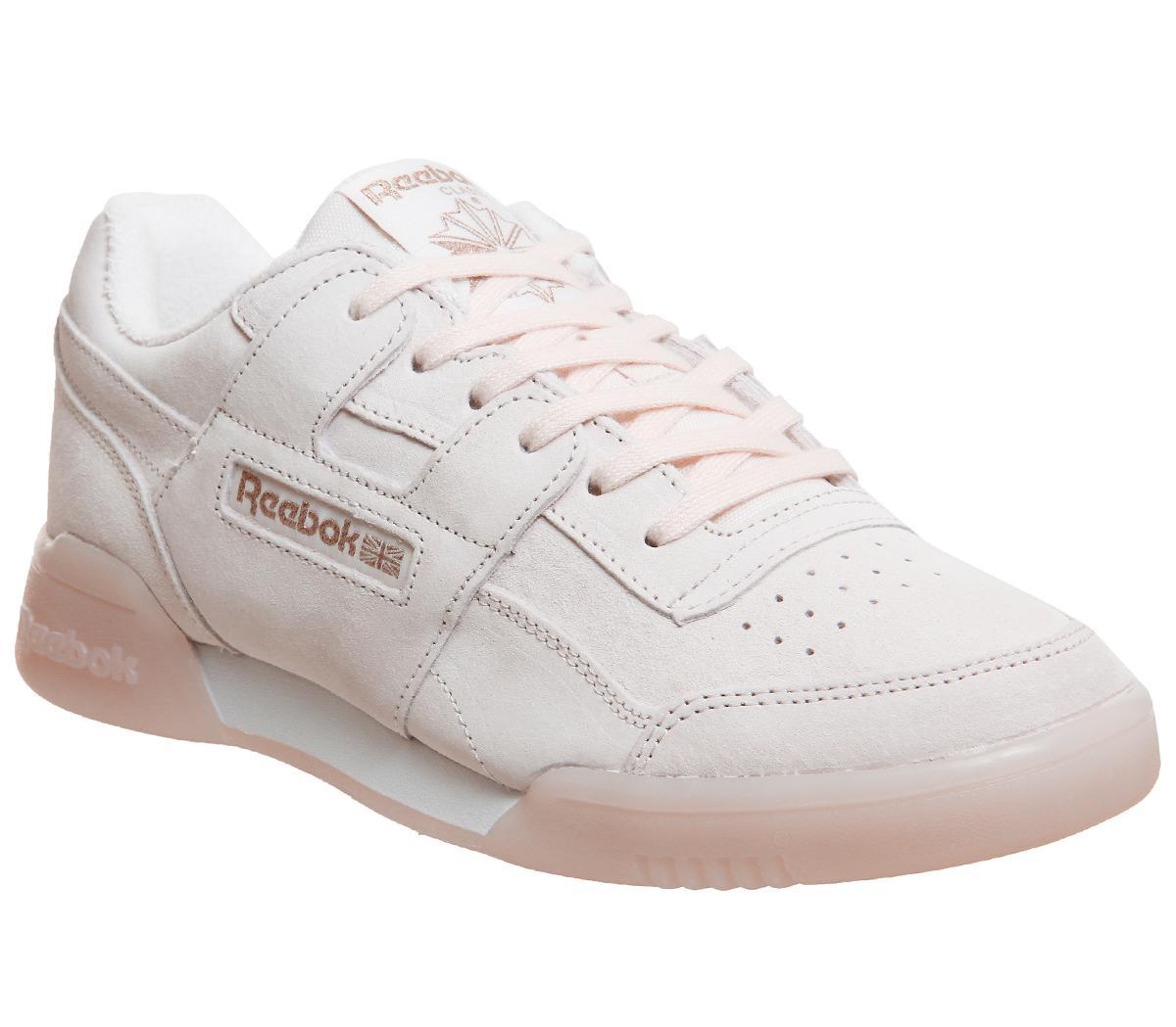 reebok workout plus pink