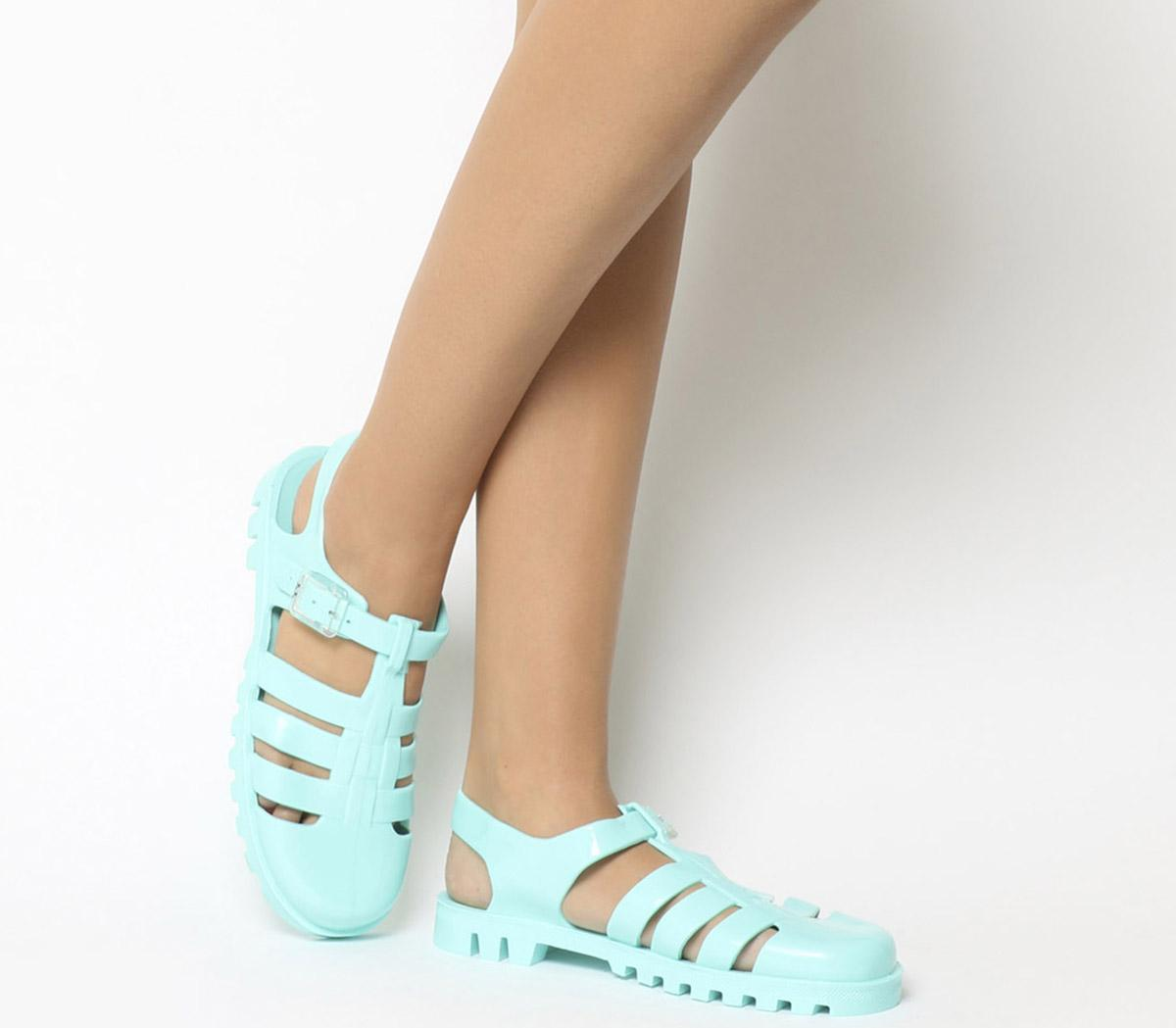 Maxi Low Jelly Shoes