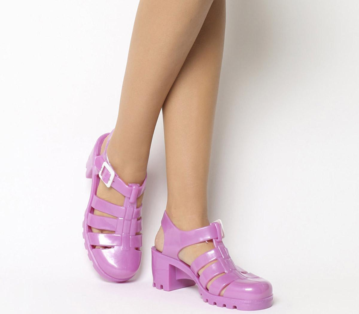 Babe Hi Jelly Shoes