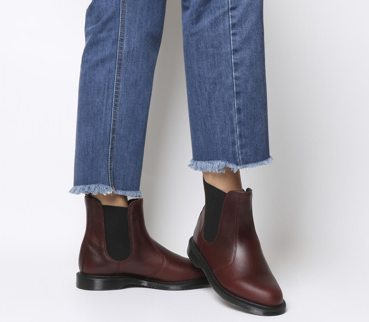Dr. Martens Kensington Flora Boots