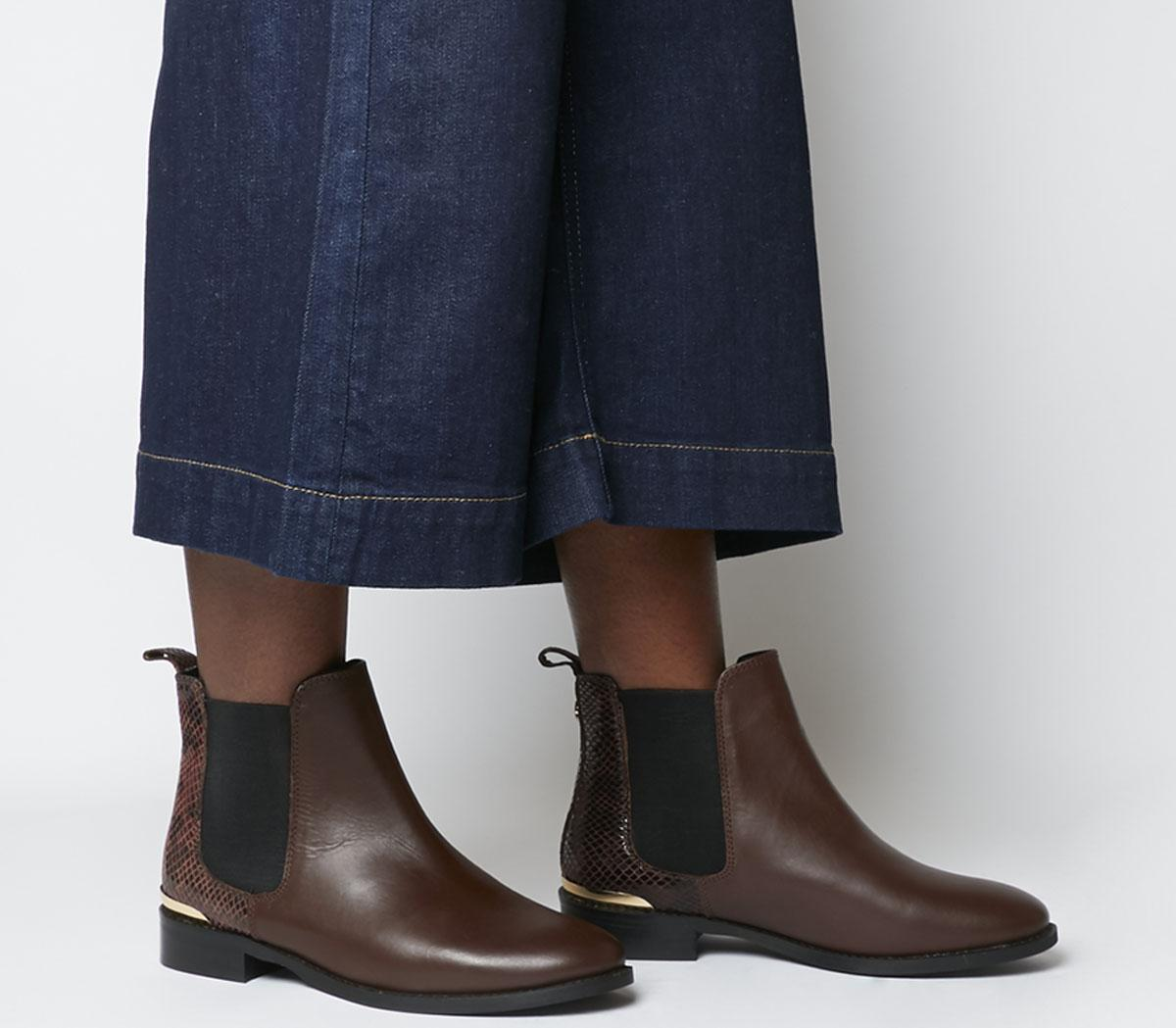 Bramble Chelsea Boots