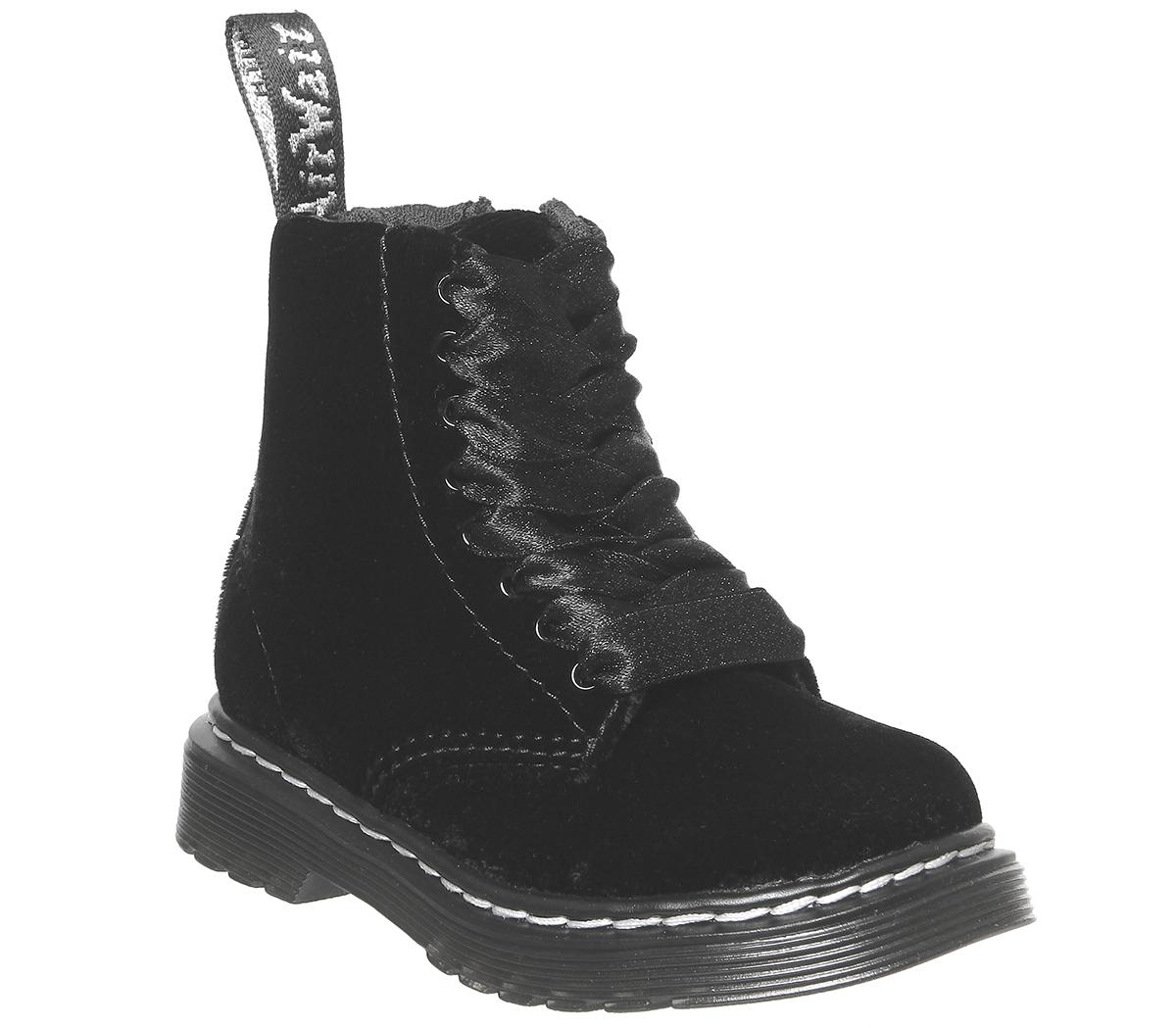 Lace Boot Inside Zip Brooklee (k)