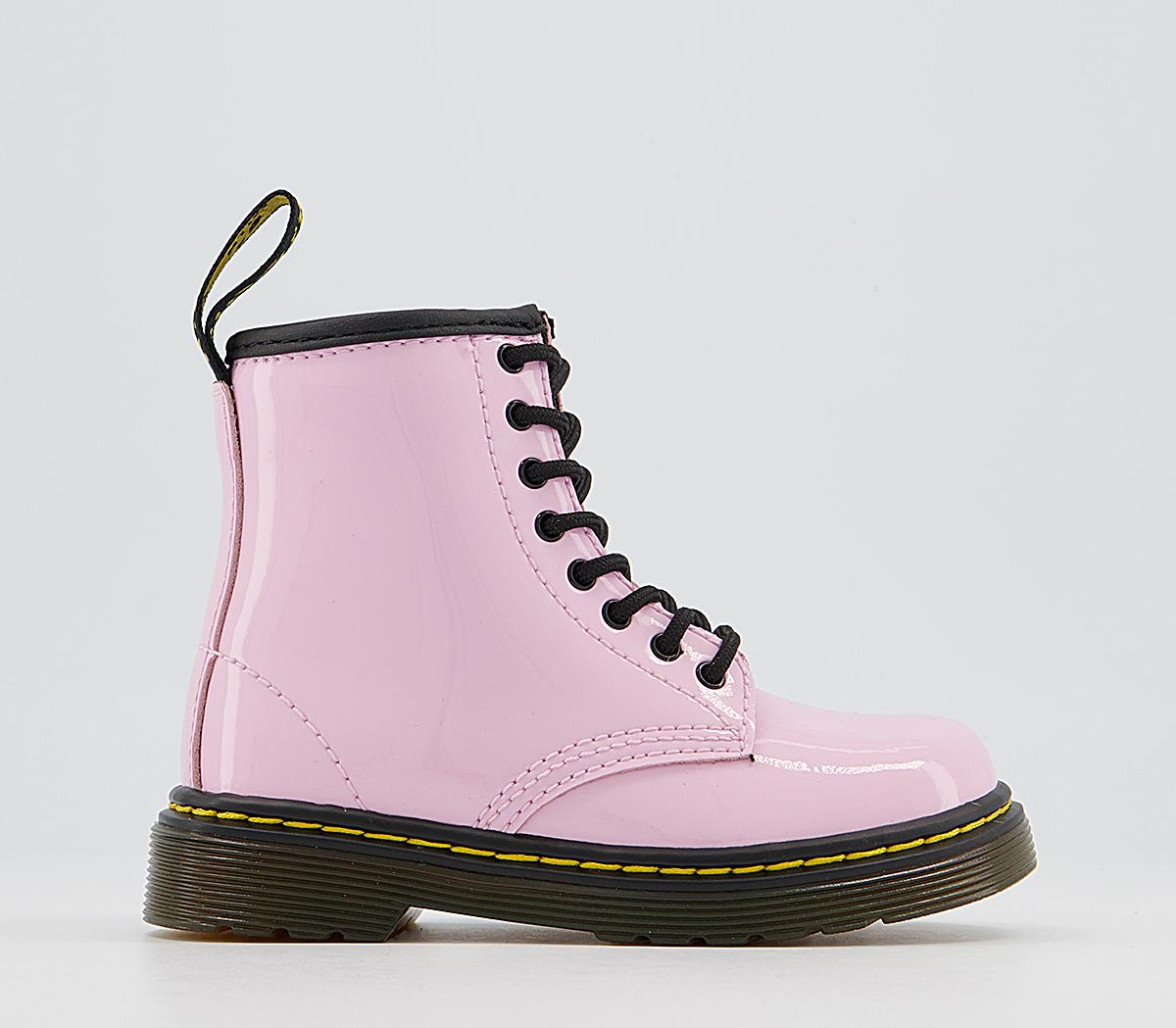 Brooklee Kids Lace Up Inside Zip Boots