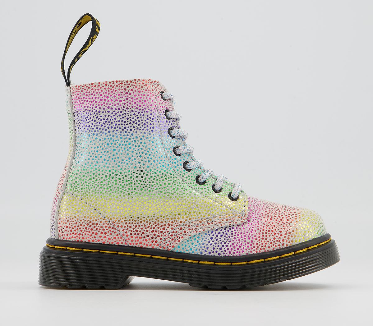 Brooklee Kids Inside Zip Lace Boots
