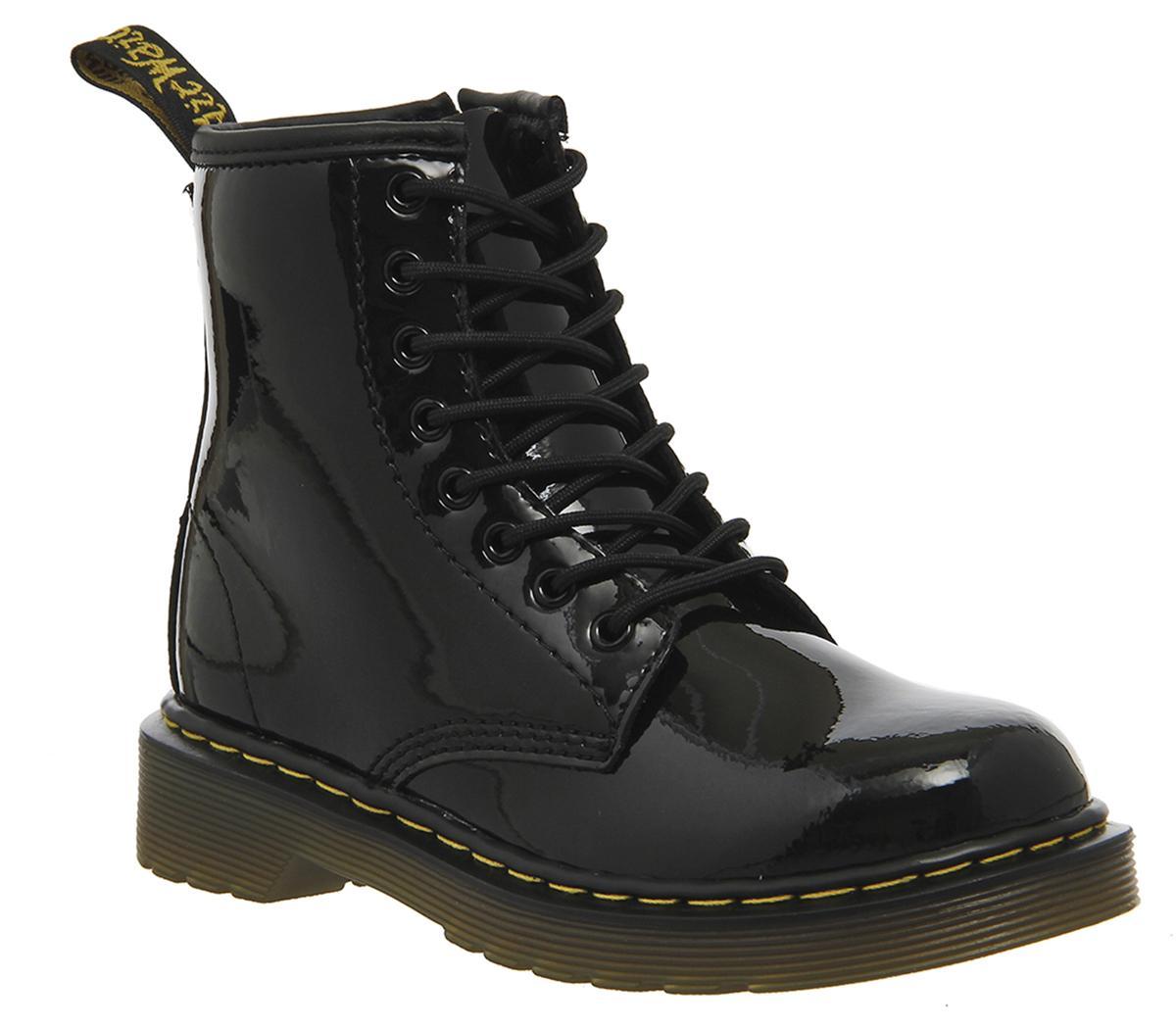 Lace Boot Inside Zip Delaney (jnr)