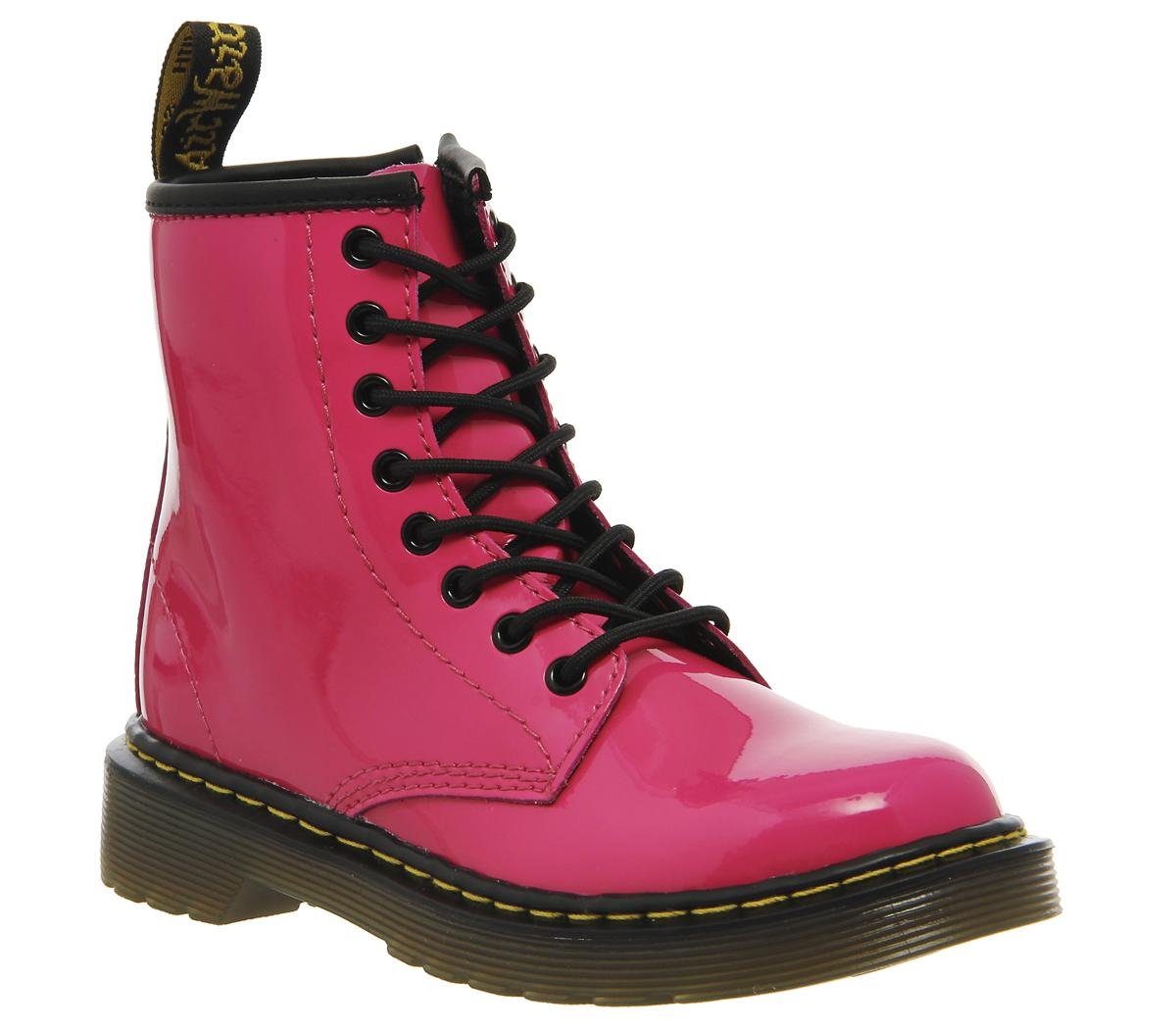 Junior Lace Up Boots Inside Zip Brooklee