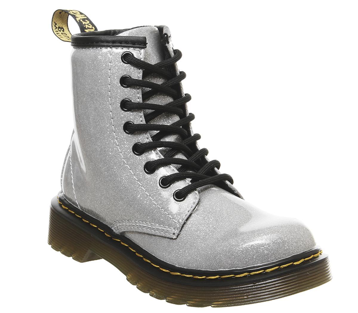 Dr. Martens Lace Boot Inside Zip