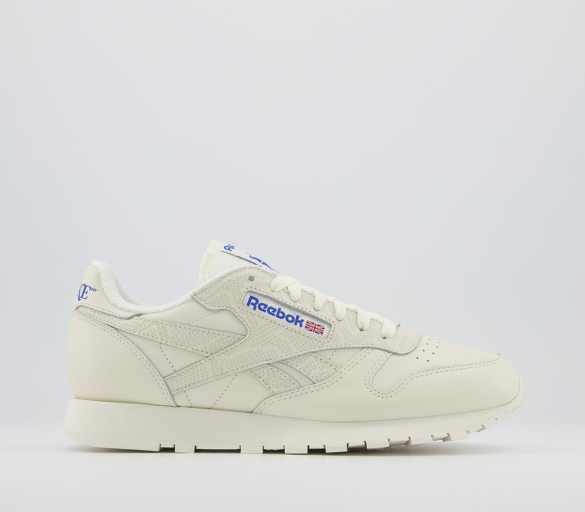 Classic Leather Trainers