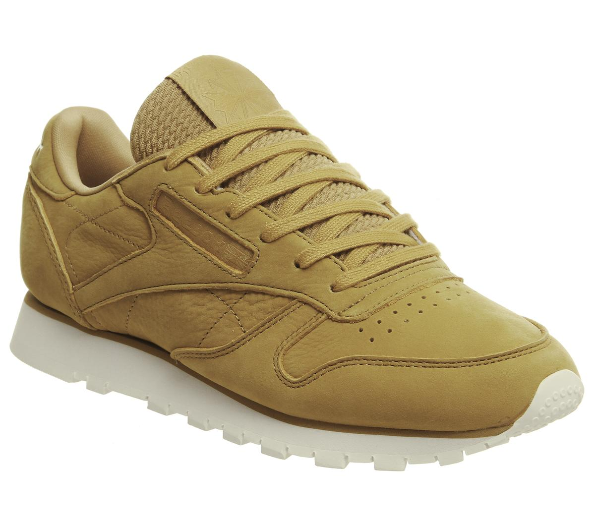 Reebok Classic Leather Trainers Wild