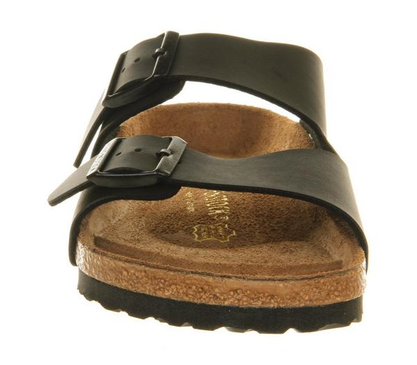 Birkenstock Arizona Two Strap Sandals Black - Sandals WwZbOHu