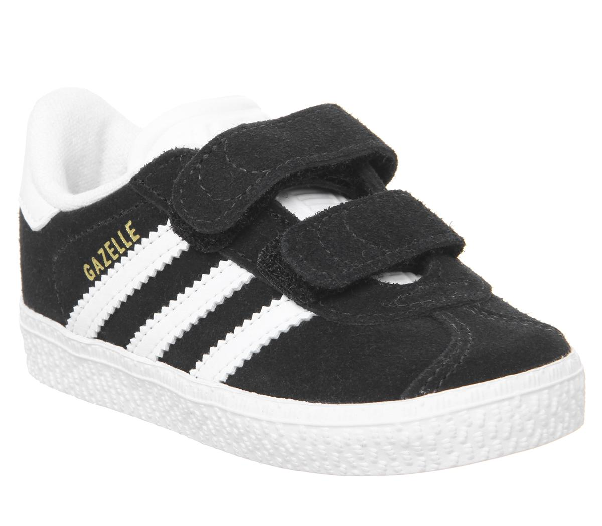 adidas Gazelle 2 Infant Trainers Core