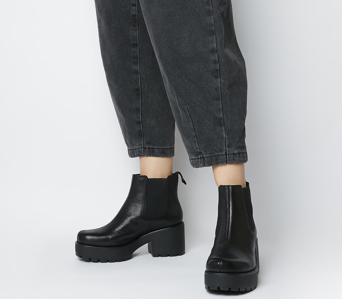 Dioon Elastic Chelsea Exclusive Boots