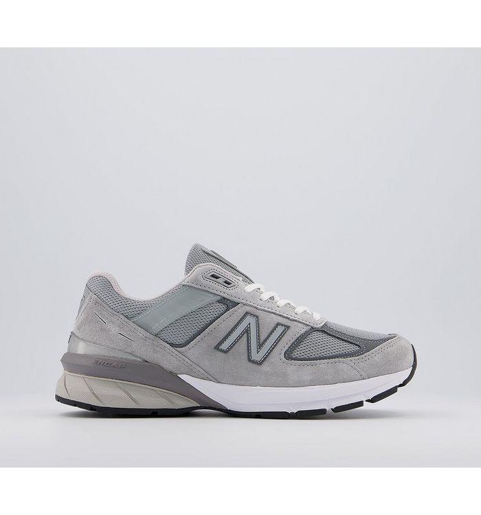 New Balance M990 Trainers GREY MIUS,Grey