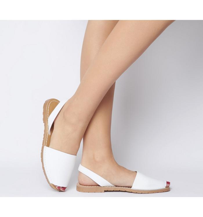 Solillas Solillas Sandal WHITE