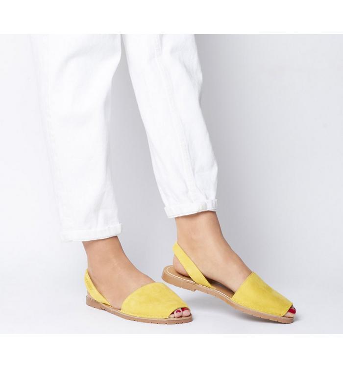 Solillas Solillas Sandal YELLOW