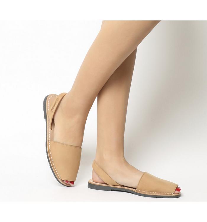 Solillas Solillas Sandals TAN LEATHER