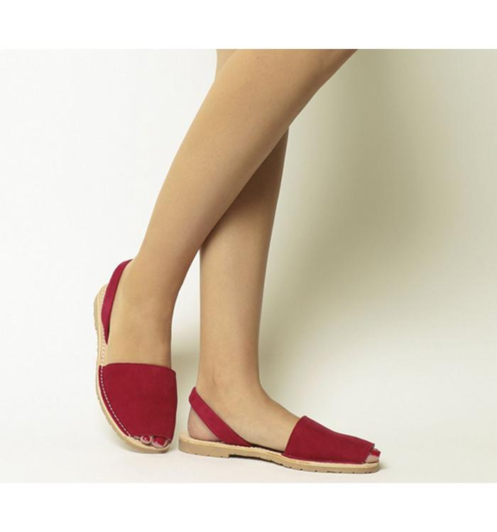 Solillas Solillas Sandal RED