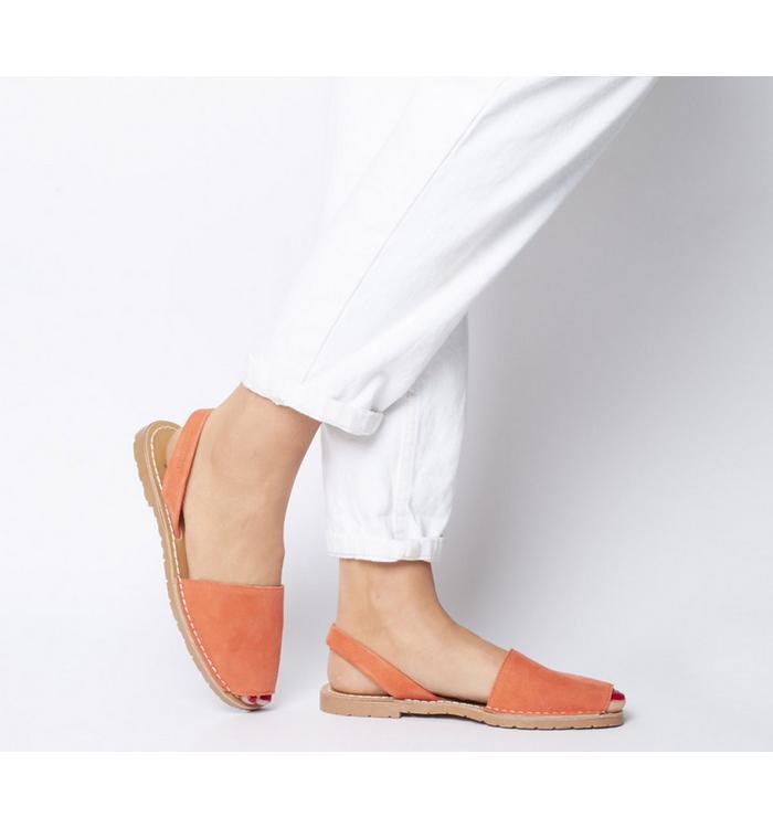 Solillas Solillas Sandal CORAL