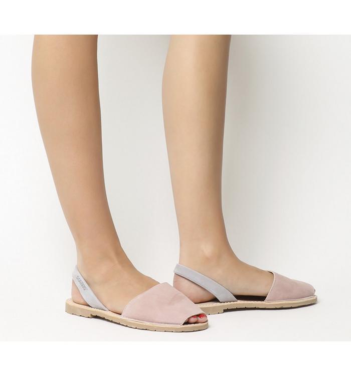 Solillas Solillas Sandal PINK GREY