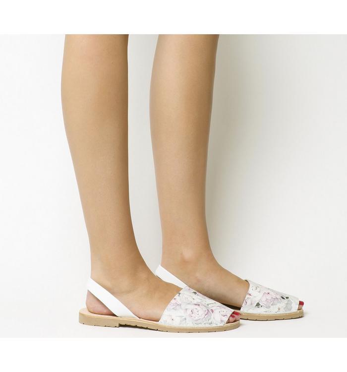 Solillas Solillas Sandal FLORAL PRINT