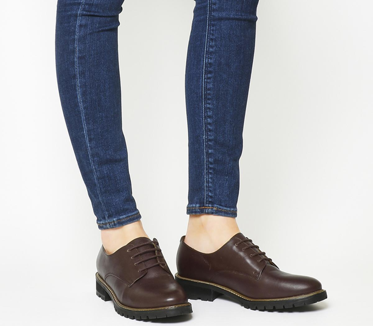 Kennedy Lace Up Shoes
