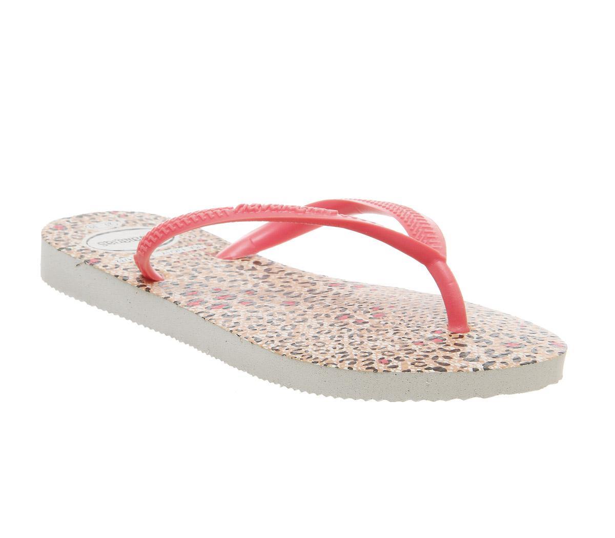 Slim Fashion Kids Flip Flops