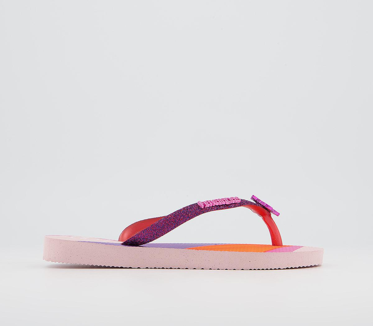 Slim Fashion Kids Flip Flops