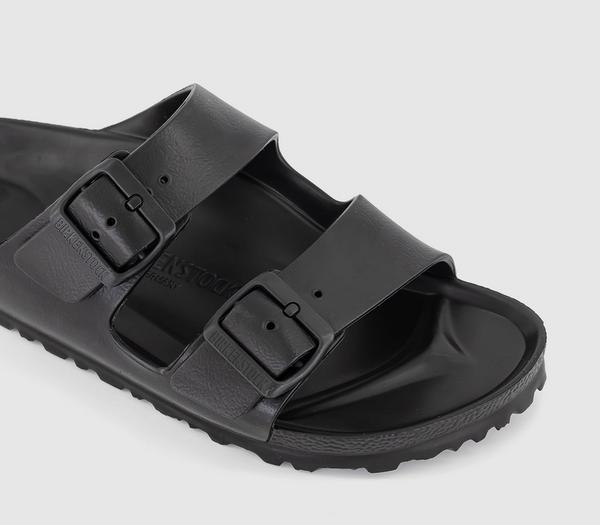 Birkenstock Arizona Two Strap Sandals Black Eva - Sandals kmK8lT7