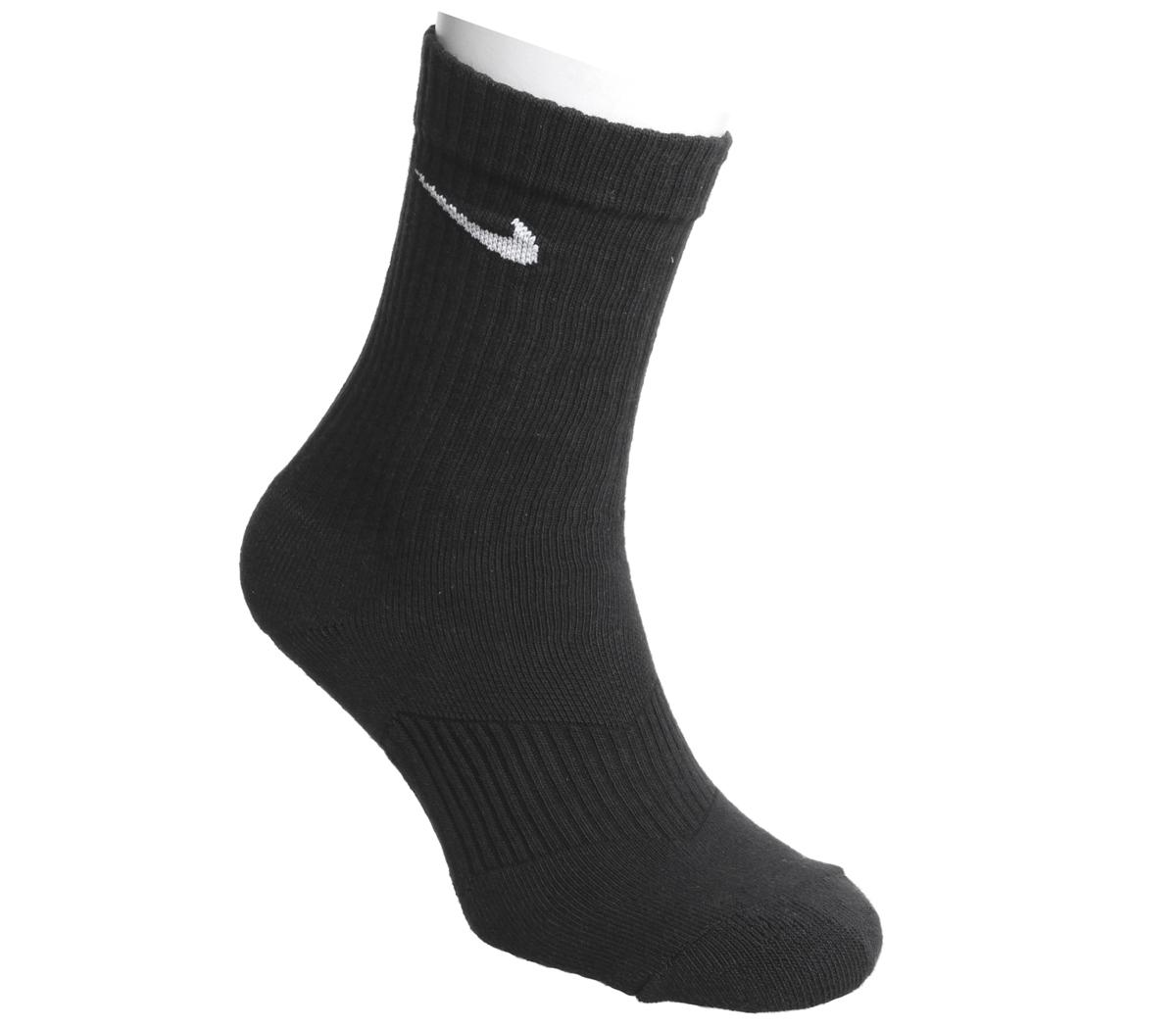Dri-fit Cushion Crew 3 Pack Socks
