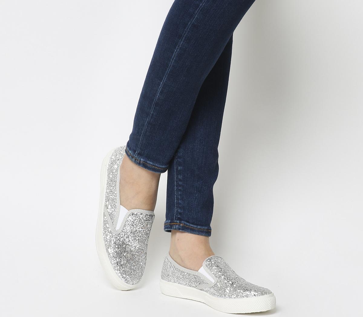Kicker Slip On Shoes