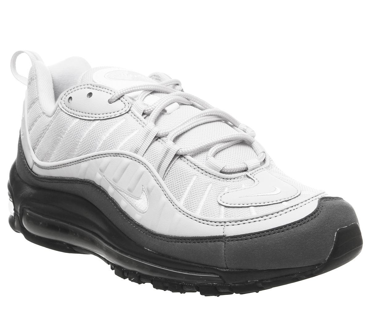Nike Air Max 98 Trainers White Vast