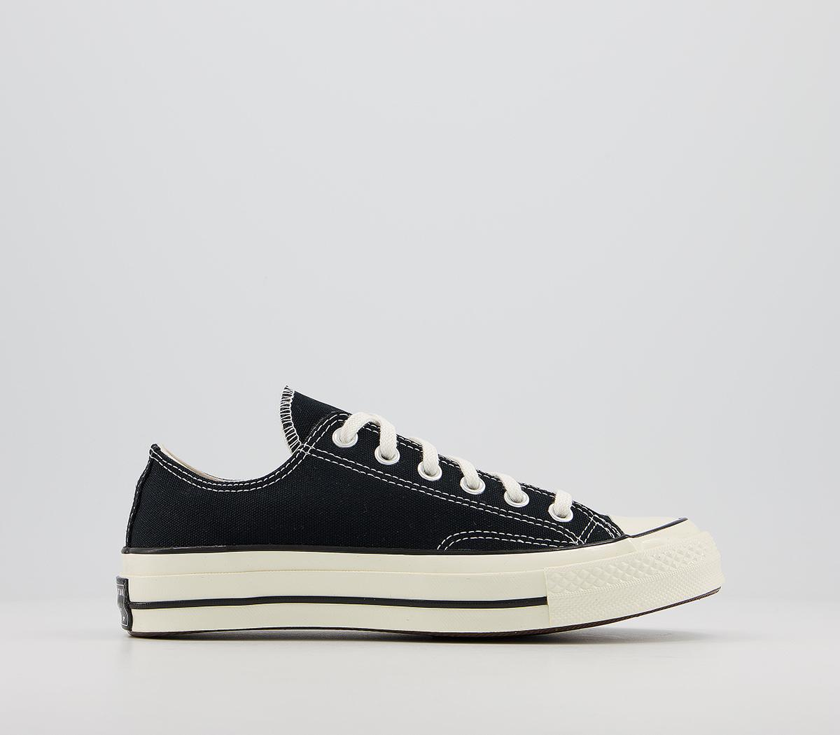 Converse All Star Ox 70 Trainers Black