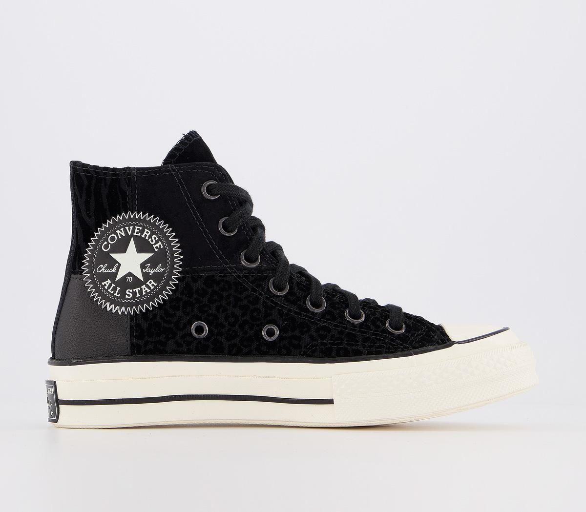 Converse All Star Hi 70s Trainers Black