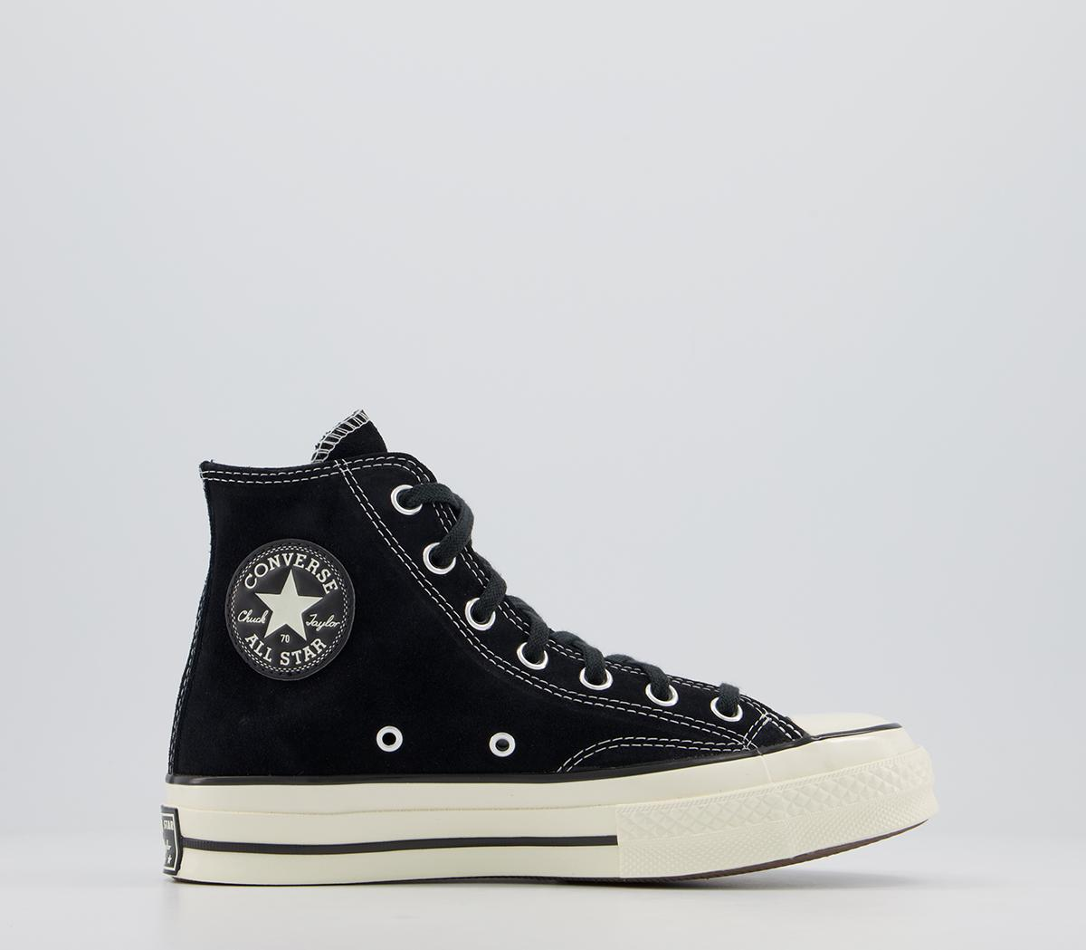 Converse All Star Hi 70s Trainers Suede